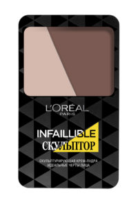 Скульптурирующая пудра Infaillible Sculpt от L'Oreal Paris