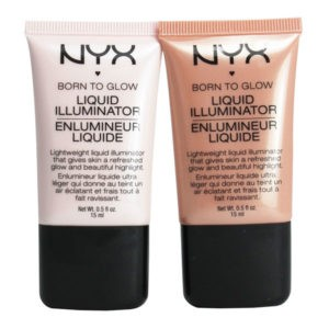 Хайлайтер Born to Glow Liquid Illuminator от NYX
