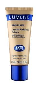 Праймер для сухой кожи Beauty Face Crystal Radiance от Lumene