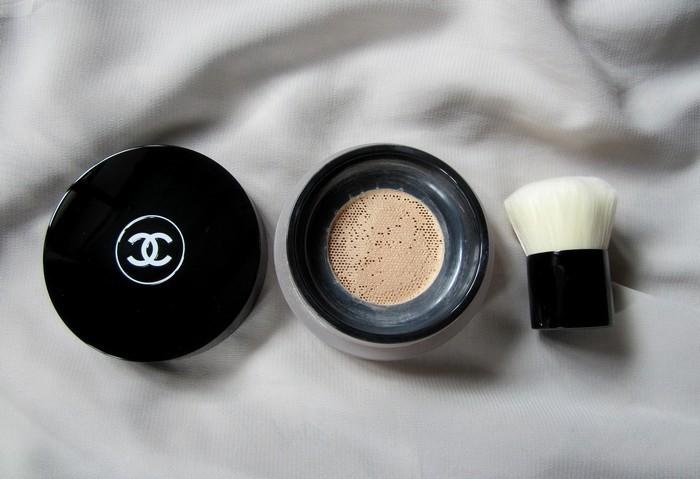 Рассыпчатая пудра для проблемной кожи Vitalumiere loose powder foundation от Chanel