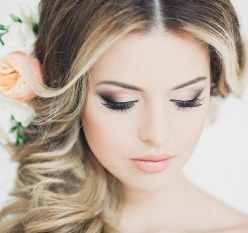 Романтичный макияж для выпускного вечера