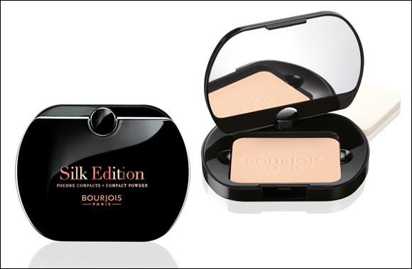 Компактная пудра Silk Edition от Bourjois