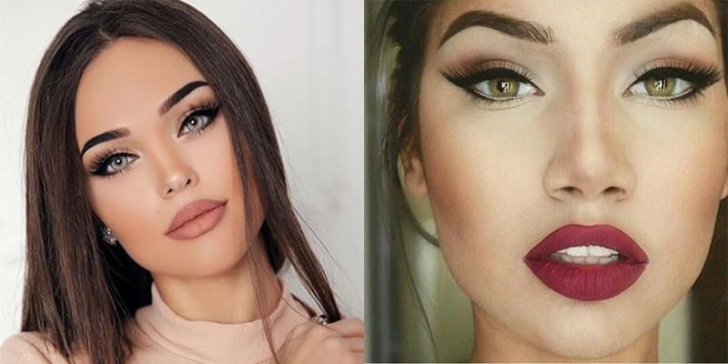 Бежевый макияж это