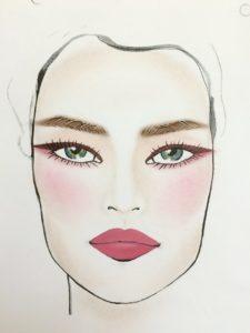 Макияж, чтобы сделать серые глаза зелеными