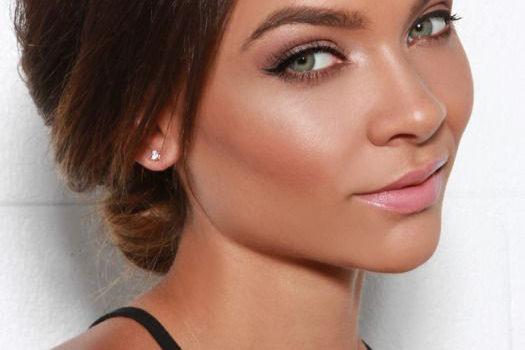 Создаем идеальный макияж для зеленых глаз