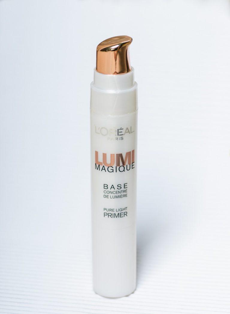 L'oreal lumi magique база для макияжа