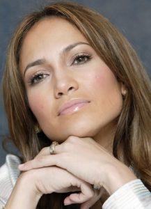 Повседневный макияж Дженнифер Лопес