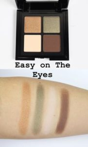 Палетка Full Throttle Shadow Palette 04 Easy On The Eyes от NYX