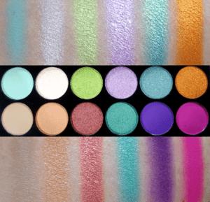 Палетка Snapshot от Sleek MakeUp