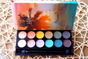 Палетка Del Mar Volume 2 от Sleek MakeUp