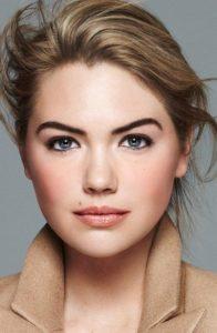 Вариация макияжа для глубоко посаженных глаз с нависшим веком