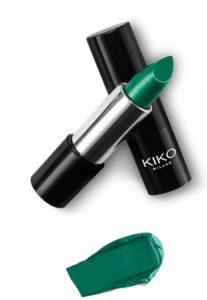 Помада Metal Lipstick от Kiko Milano