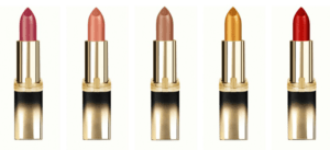 Помада Color Riche Gold Obsession от L'Oreal Paris