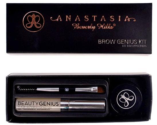 Водостойкие тени для бровей Brow Genius Kit от Anastasia Beverly Hills