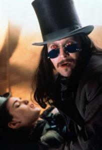 Фото вампира из фильма «Дракула»