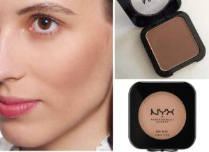 Оттенок Taupe румян High Definition Blush от NYX