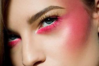 4 актуальных варианта макияжа в технике дрейпинг