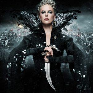 Макияж ведьмы в фильме «Белоснежка и охотник» (2012 год)