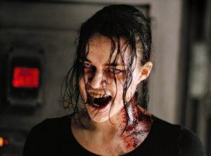 Макияж зомби в фильме «Обитель зла» (2002)