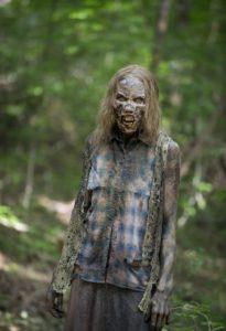 Макияж зомби в сериале «Ходячие мертвецы» (2010 – настоящее время)