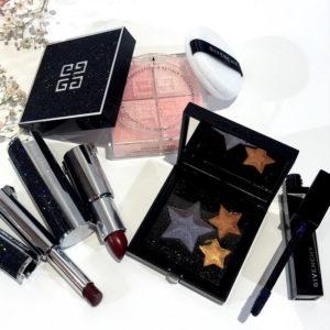 Зимняя коллекция макияжа Givenchy Striking Night Lights Makeup Collection Christmas Holiday 2017