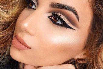 Как сделать макияж глаз в технике cut crease