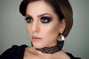 Как легко выполнить макияж смоки айс к любому событию