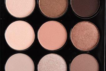 Лучшие нюдовые палетки для естественного макияжа