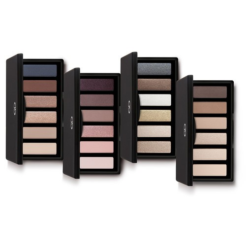 Палетки для естественного макияжа Basics Eyeshadow Palette от Ga-De