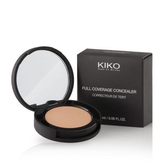 Обзор консилера Full Coverage Concealer от Kiko Milano