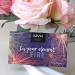 Палетка теней In Your Element Shadow Palette Fire от NYX