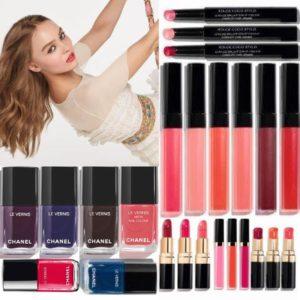 Весенняя коллекция макияжа Rouge Coco Spring 2018 от Chanel