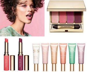 Весенняя коллекция макияжа Makeup Collection Spring 2018 от Clarins