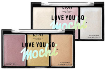 Обзор Love You So Mochi Highlighting Palette от NYX
