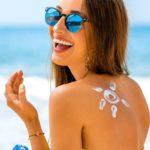 Солнцезащитный крем для тела