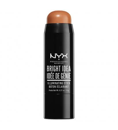 Бронзер в стике Bright Idea Illuminating Stick от NYX