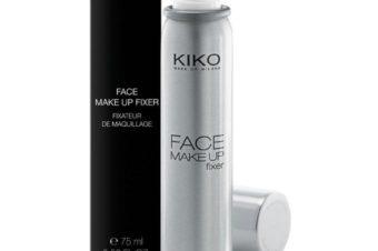 Обзор Face Make Up Fixer от Kiko Milano