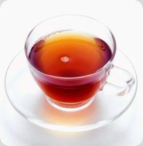 Чай как средство для восстановления засохшей туши