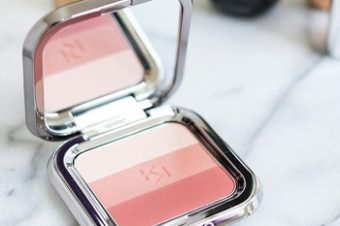 Обзор румян Shade Fusion Trio Blush от Kiko Milano