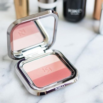Shade Fusion Trio Blush от Kiko Milano