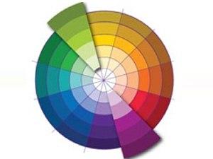 Цветовой круг. Комплементарные цвета в макияже