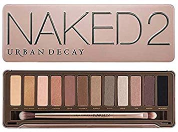 UD Naked 2 Eyeshadow Palette