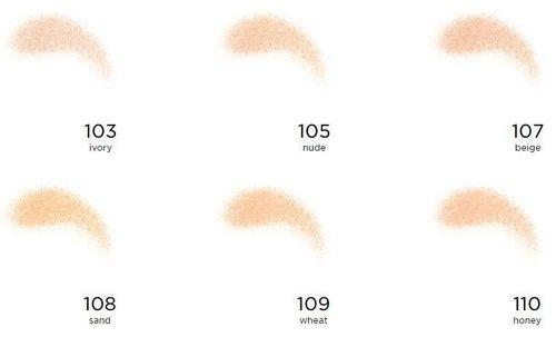 Clarins Skin Illusion оттенки