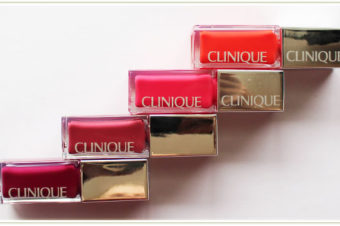Обзор на Clinique Pop Lacquer Lip Colour + Primer от Clinique