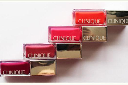 Обзор на Clinique Pop Lacquer Lip Colour + Primer от Clinique
