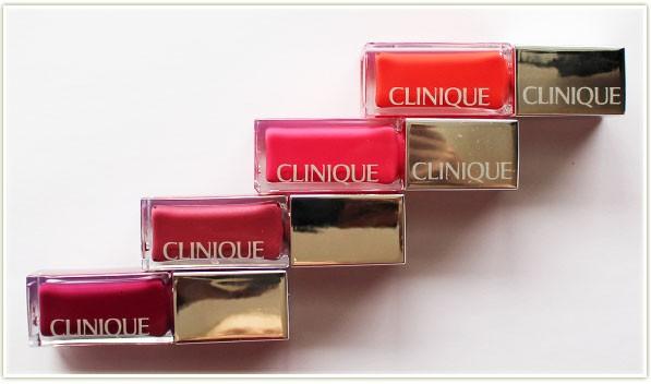 Clinique Pop Lacquer Lip Colour + Primer обзор