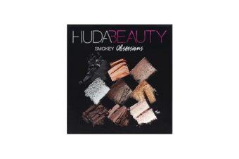 Обзор на палетку Huda Beauty Smokey Obsessions
