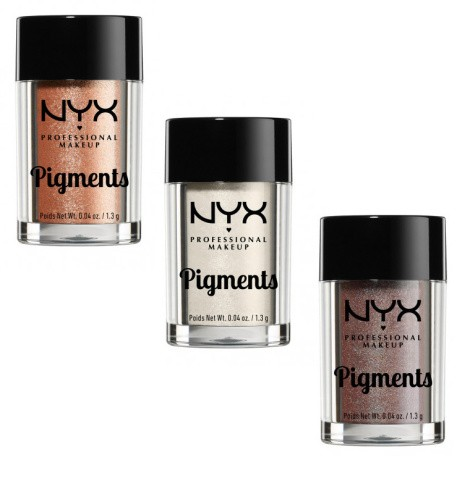 Nyx пигменты обзор