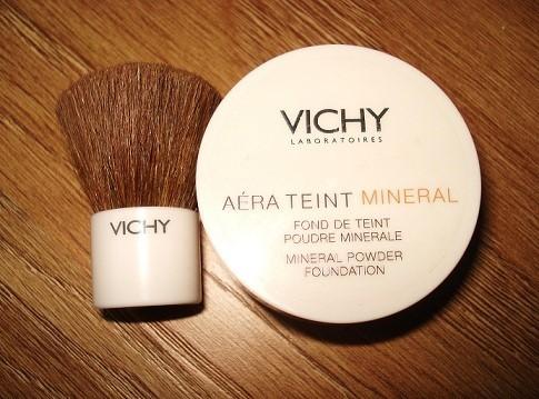 Тональная пудра AERA TEINT от Vichy