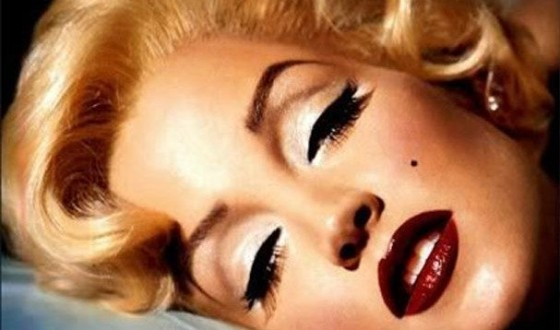 Женственный макияж Мэрилин Монро
